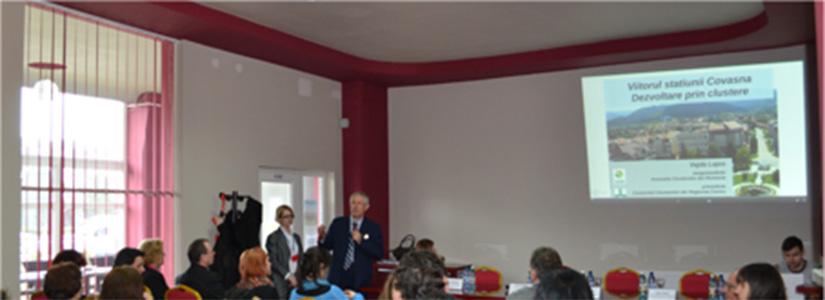 """Conferința """"Turismul și Dezvoltarea Durabilă"""""""