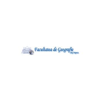 Facultatea de Geografie Cluj-logo